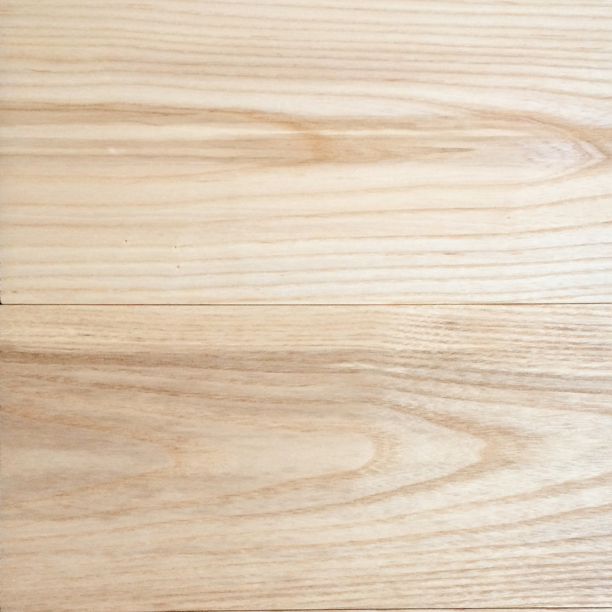 Pioneer Millworks Sustainably Harvested Ash with a Water-based Poly Finish