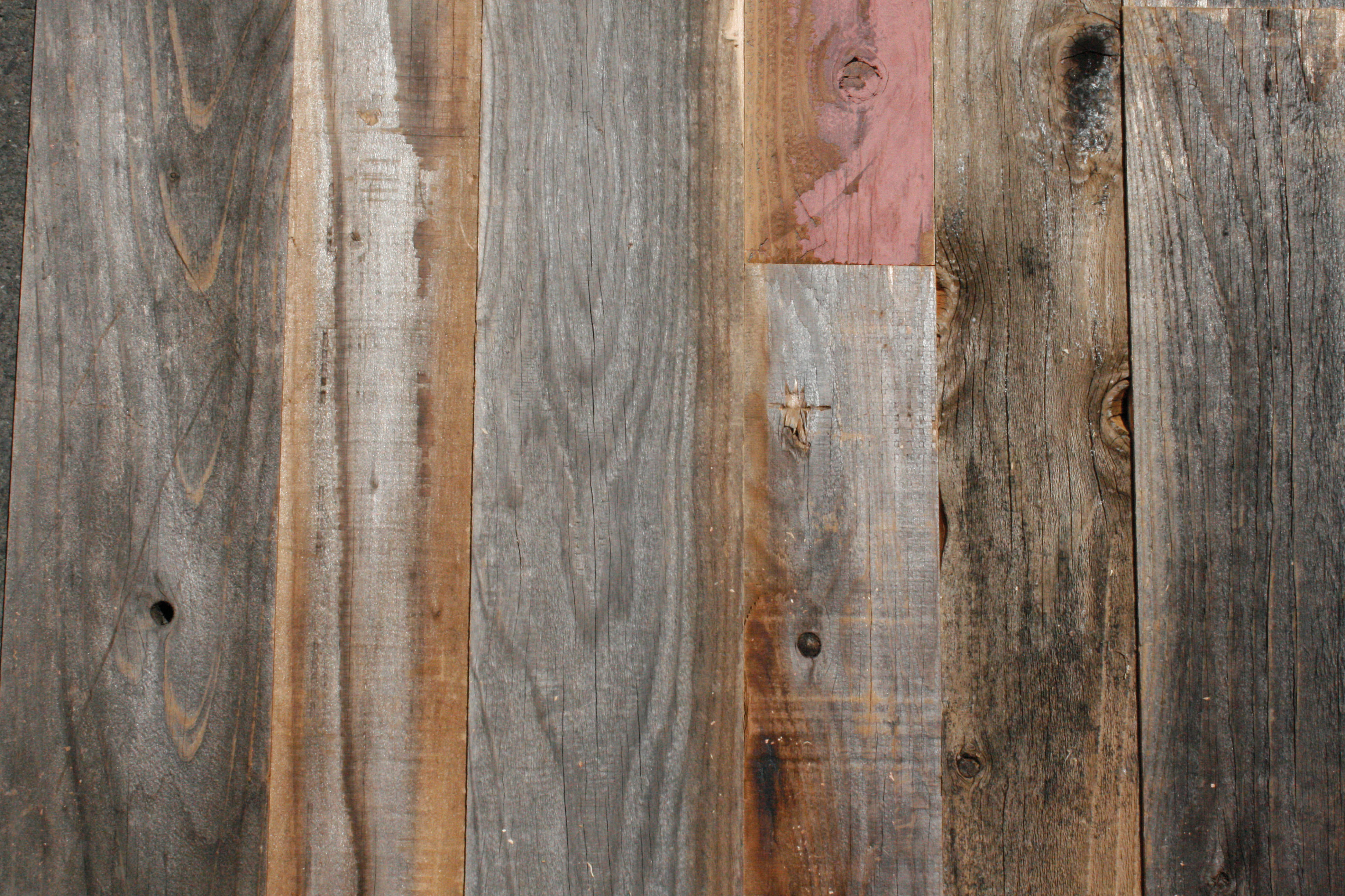 Pioneer Millworks reclaimed wood--American Prairie--Redwood Collection