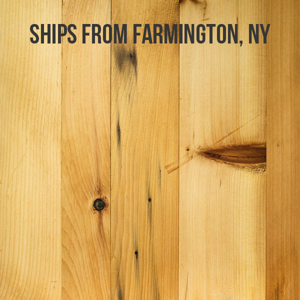 Pioneer Millworks--Knotty'N'Naily Eastern White Pine--$4.95/sf--FOB Farmington
