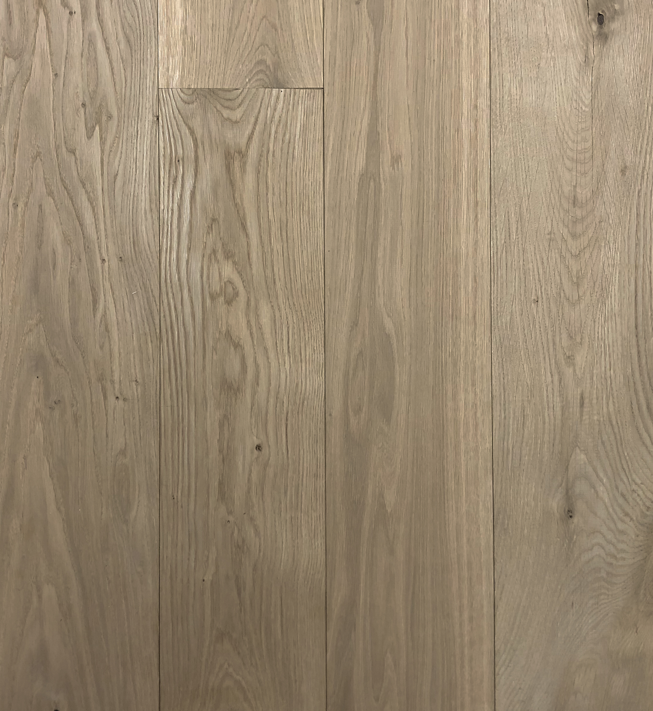 Pioneer Millworks Modern Farmhouse Flooring and Paneling, Casual White Oak in Naked