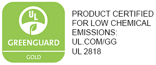 Pioneer Millworks Settlers' Plank Oak is UL Greenguard Gold Certified