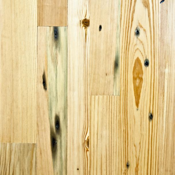 Pioneer Millworks reclaimed wood--Southern Yellow Pine--Knotty'N'Naily