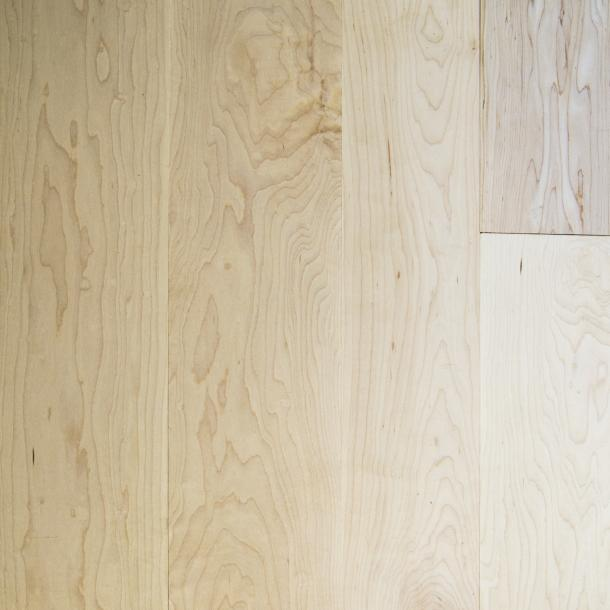Pioneer Millworks sustainable wood--Maple--Fresh-sawn yet sustainably harvested