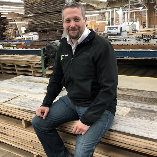 Pioneer Millworks Hires Director of Sales Andy McQuade