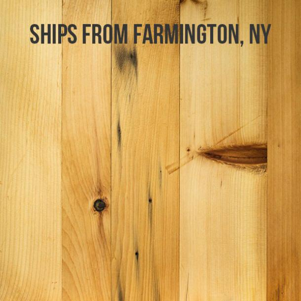 Pioneer Millworks--Knotty'N'Naily Eastern White Pine--$4.45/sf--FOB Farmington