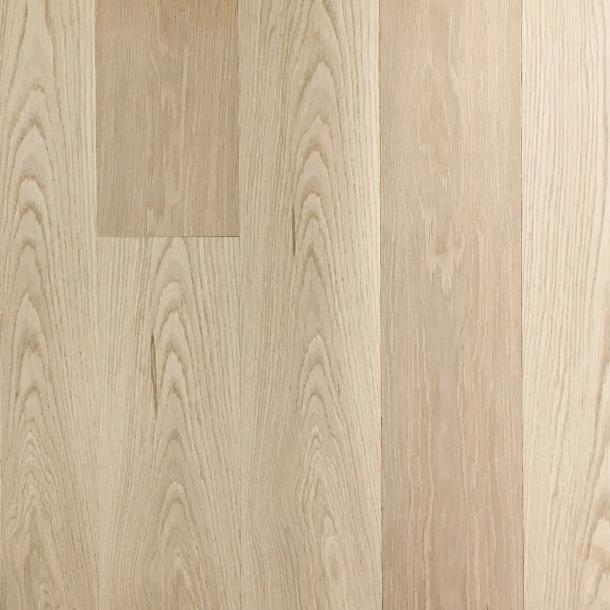 Pioneer Millworks Modern Farmhouse Flooring and Paneling, Clean White Oak
