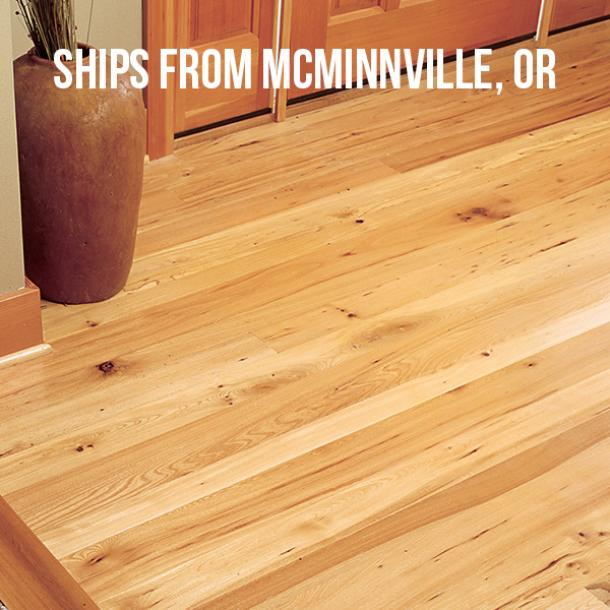 Pioneer Millworks Reclaimed American Gothic Elm Flooring--FOB McMinnville, OR