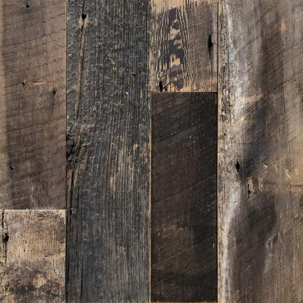 Pioneer Millworks reclaimed wood--Brown Board--American Prairie