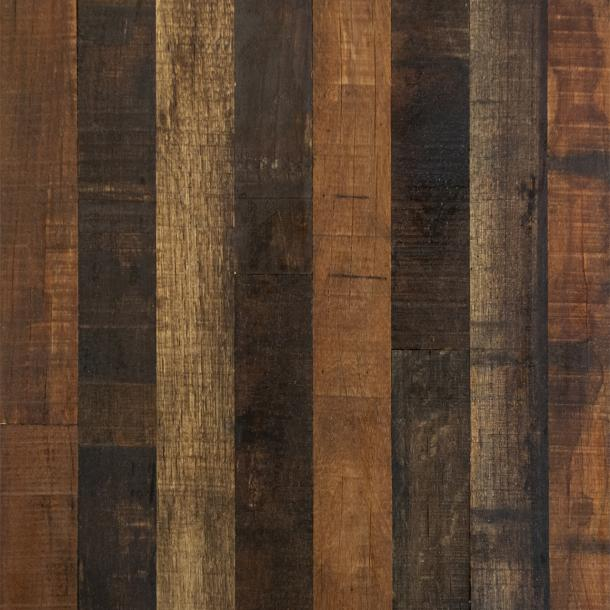 Pioneer Millworks reclaimed wood--Tropical Hardwoods--Tradewinds Patina