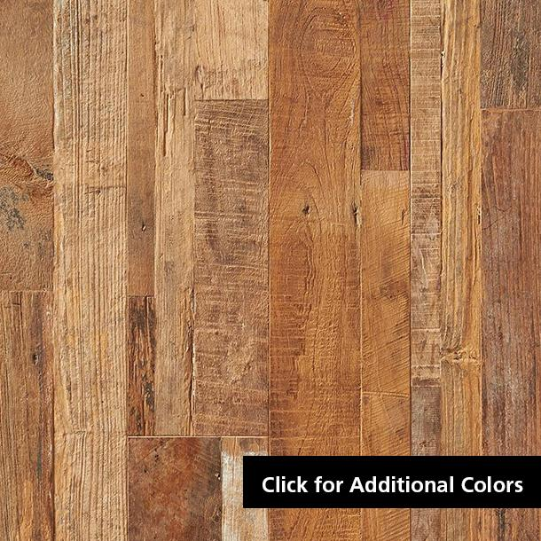 Pioneer Millworks reclaimed wood--Indonesian Teak--Rugged Patina