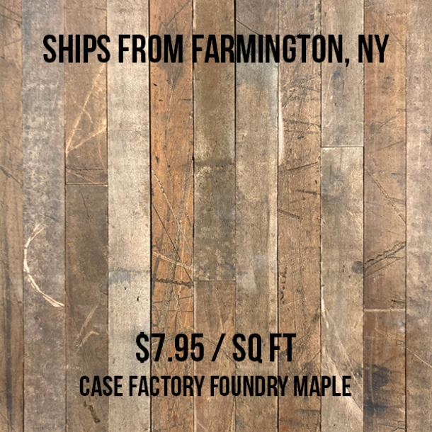 Case Factory Foundry Maple