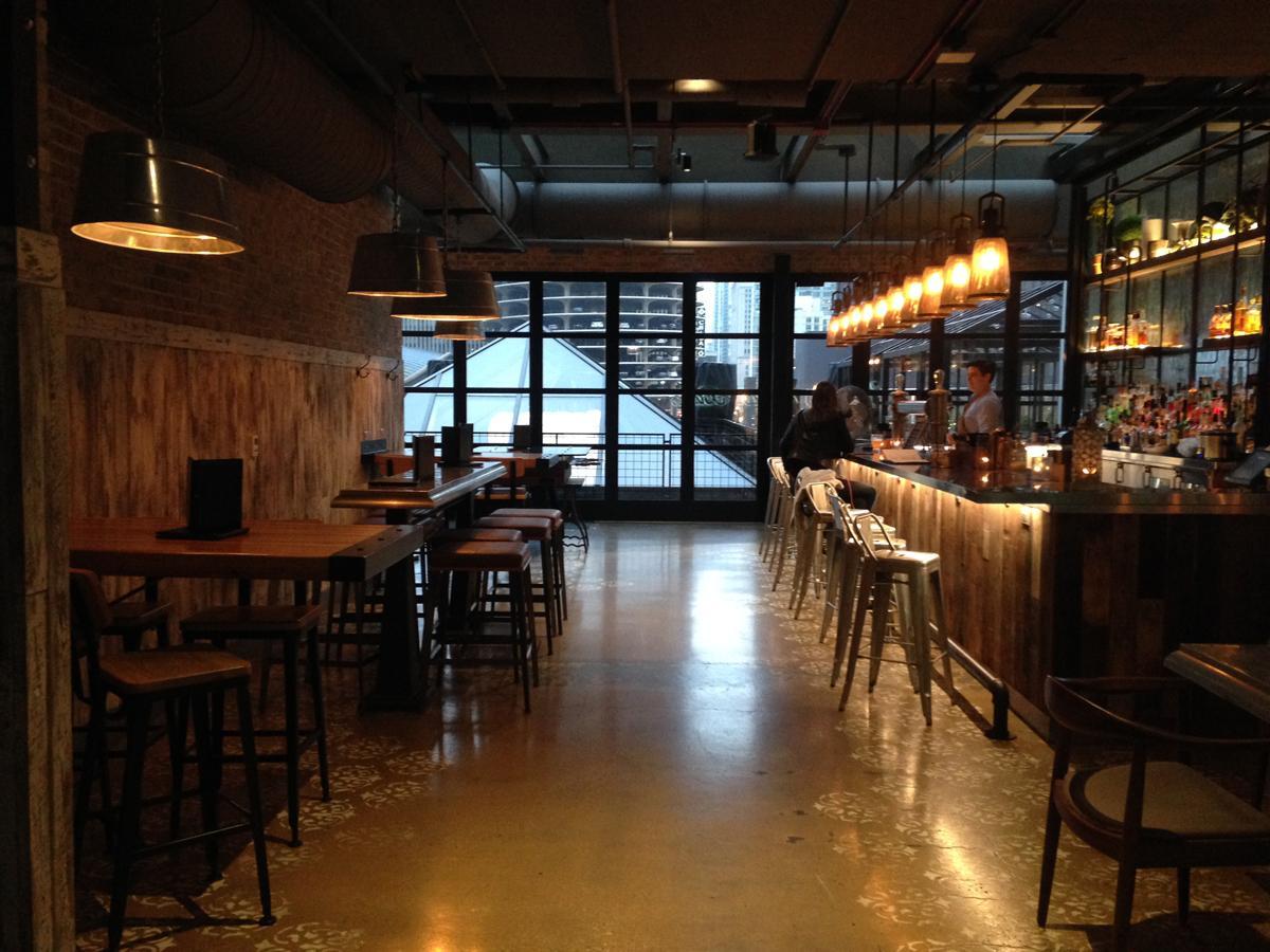 Raised Bar Chicago Il Pioneermillworks