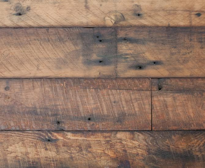 Pioneer Millworks reclaimed wood--Douglas fir--Saw-Kissed Finish