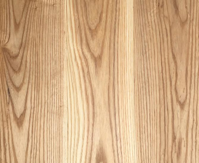 Pioneer Millworks Sustainably Harvested Ash with a Hardwax Oil Finish